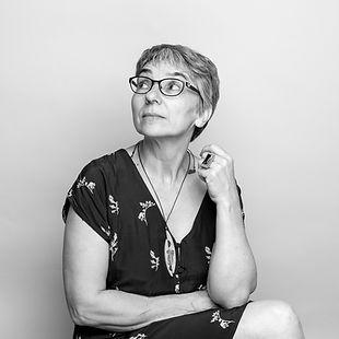 Corinne Garcia Portrait Marqueterie
