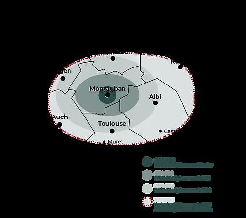 Domowe Zones Deplacement