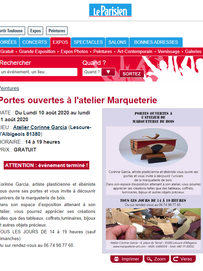 Le Parisien 08/2020