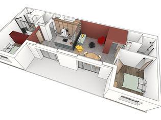 Appartement sur plan
