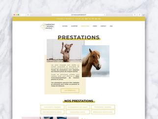 Site Harmony Animal Physio