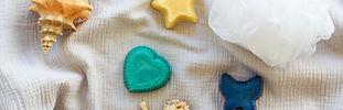 Domowe enfants produits personnalisables gloss gel douche eau de toilette savon melt & pour
