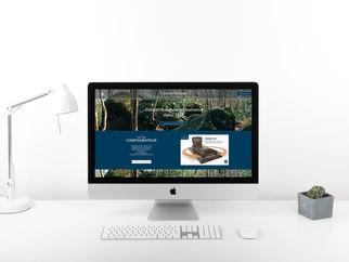 Granits Sénégats - Site internet