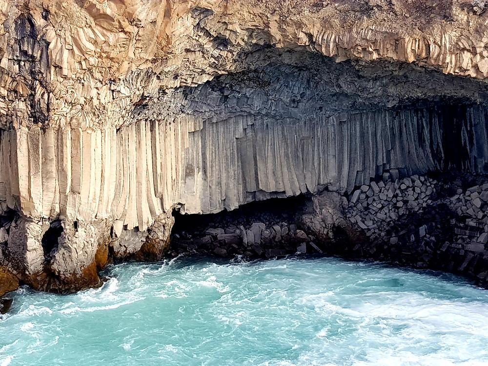 islande cascade ALDEYARFOSS
