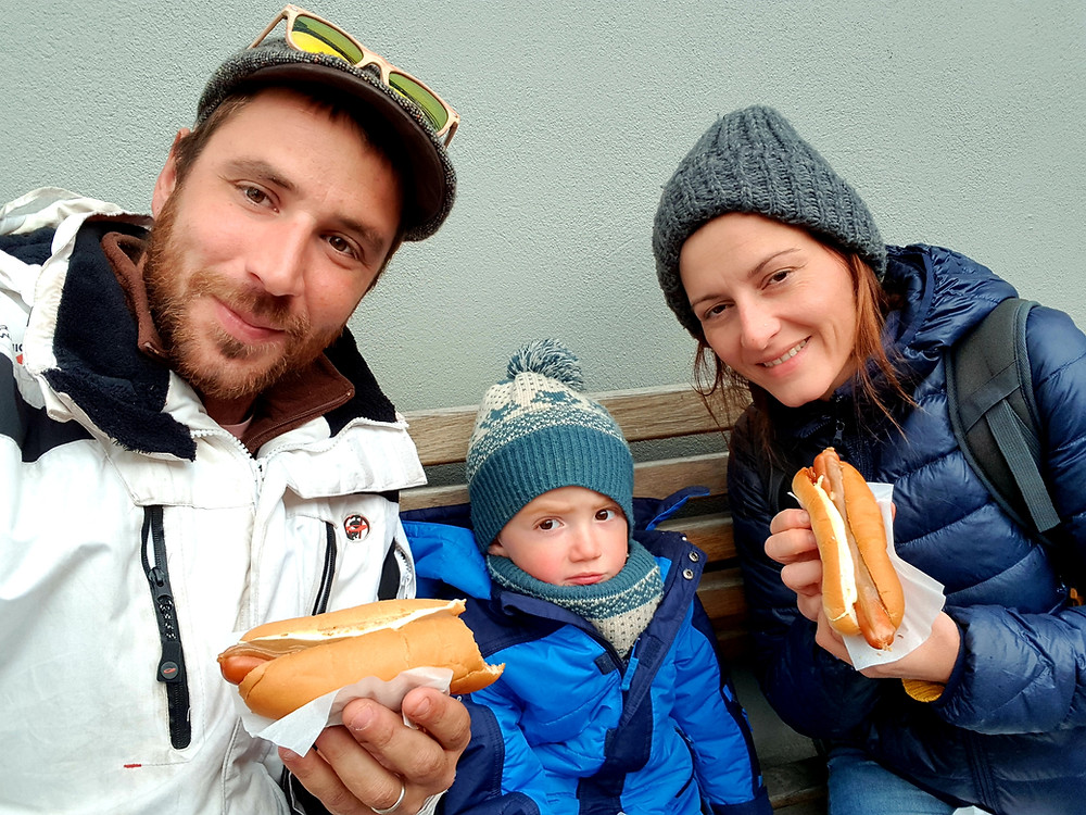 Baejarins beztu pylsur MEILLEUR HOT DOG D'europe en islande