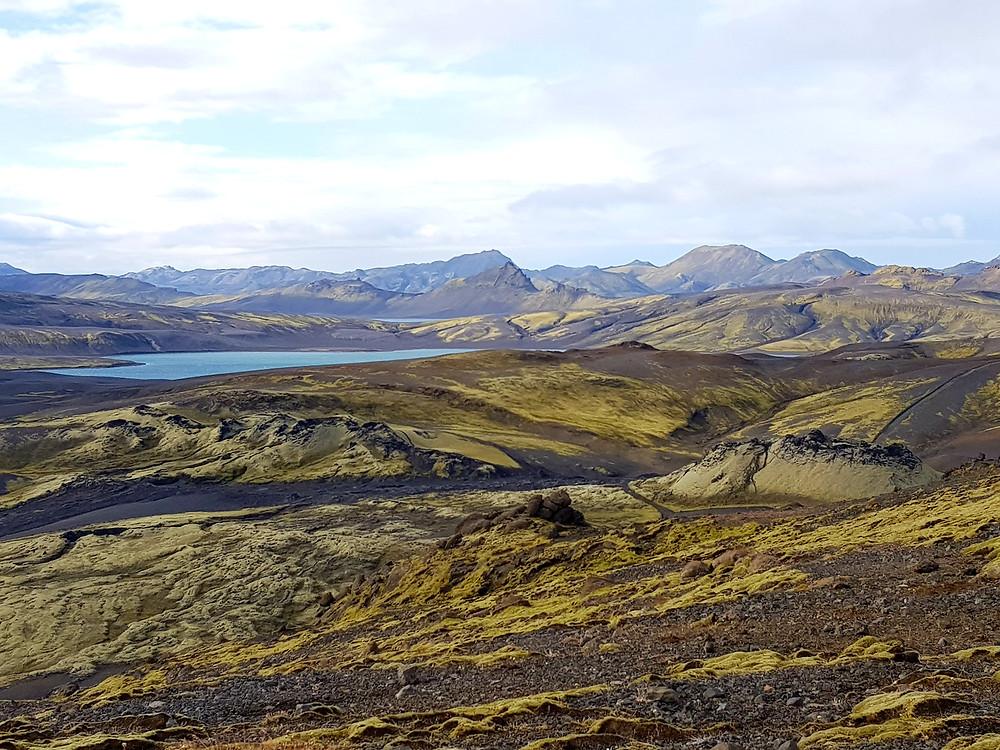 le laki islande