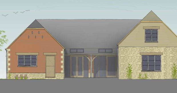 Planning Submitted for New Home in Childswickham