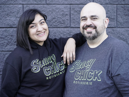 Saucy Chick Rotisserie: Indian and Mexican Scratch Crafted Cuisine