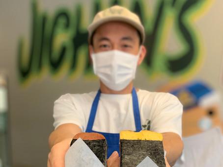 Jichan's Onigiri-ya: The Japanese-American Dream