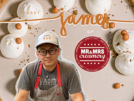Mr & Mrs Creamery: Where Love, Ice Cream, and Tofu Flower Intertwine