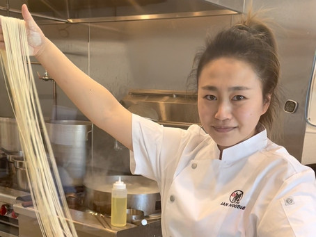 LAN Noodle: Hand Pulled With Love