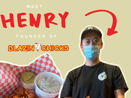 Blazin' Chicks: Southern Comfort Food in the SGV