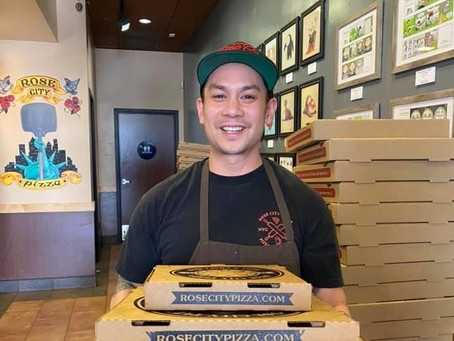 Rose City Pizza: Modern Take on a Traditional Slice