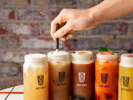 Hey Hey Drinks: A Complicated Journey to Boba Land