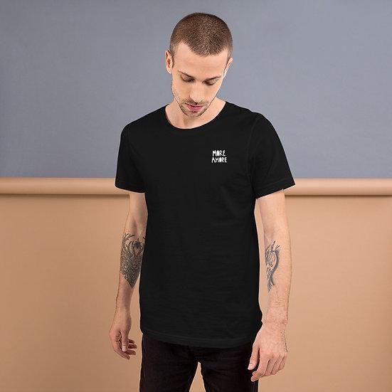 More Amore / Unisex T-Shirt mit Print
