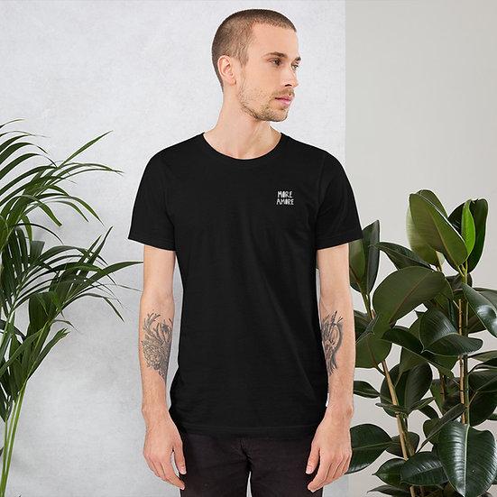 More Amore / Unisex T-Shirt mit Stick