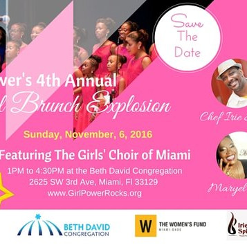 4th Annual Gospel Brunch Explosion