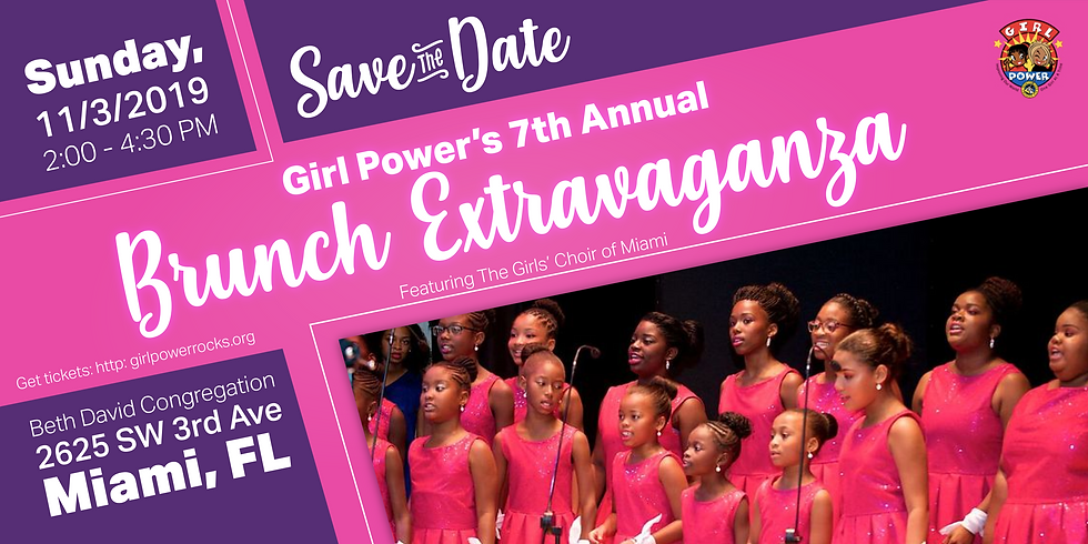 7th Annual Brunch Extravaganza
