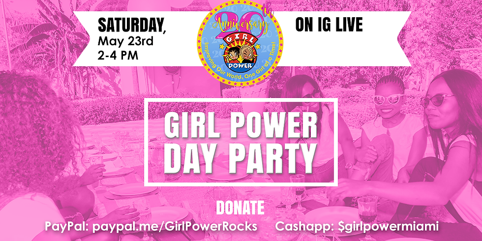 Girl Power Day Party