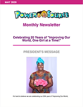 Power Source Newsletter May 2020