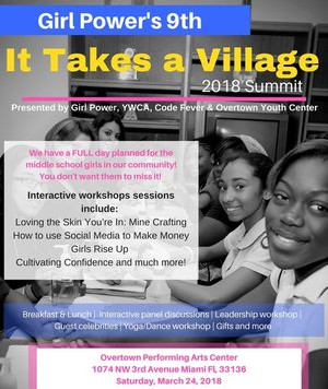 It Takes a Village 2018 Summit