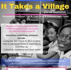 It Takes a Village 2018 Summit