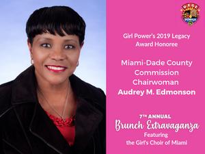 Chairwoman Audrey M. Edmonson