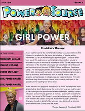Power Source Newsletter July 2018