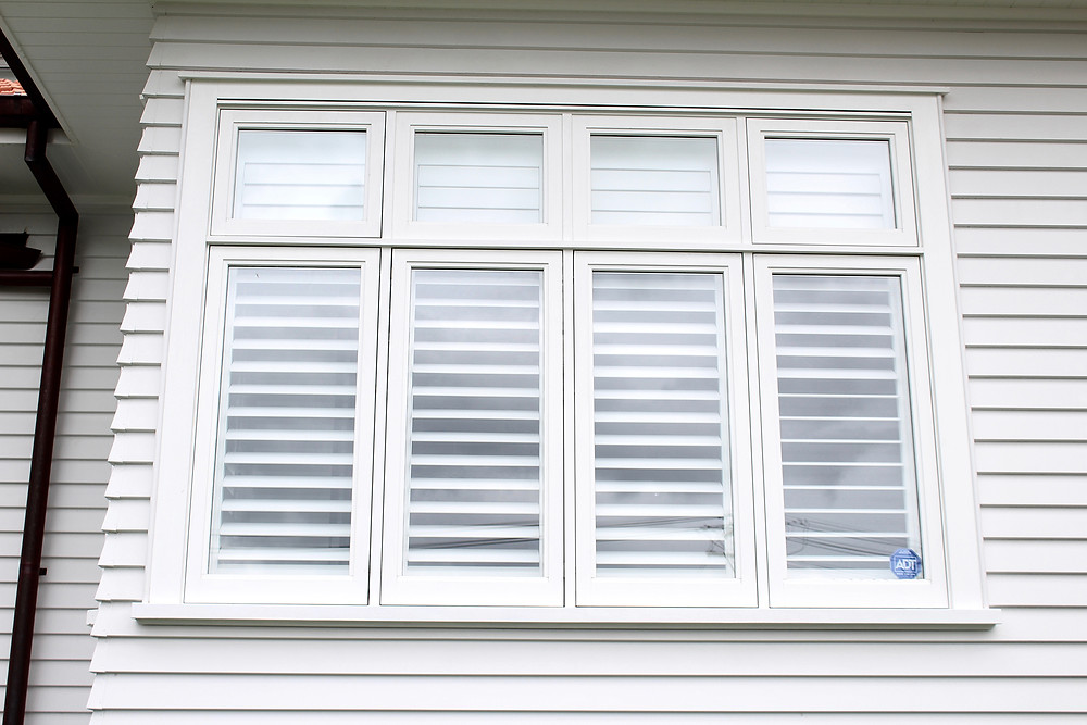 Thermally efficient windows will also keep a home cooler in summer