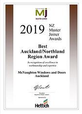 Certificate Region Auck 2019.jpg