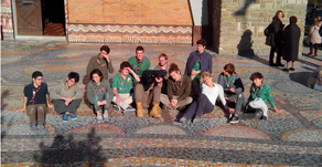 """Donazione dei Boy Scouts """"CNGEI"""" Azimut - Arezzo"""
