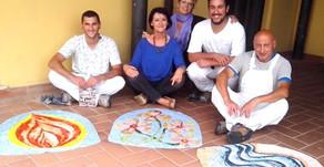 Donatori liberi al mosaico