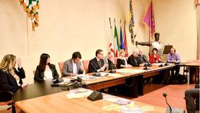 """Conferenza stampa per l'evento """"Mosaico Umano"""""""