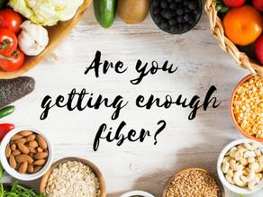 Are you getting enough fibre?