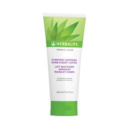 Herbal Aloe Hand and Body Lotion