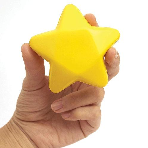 Firm Foam Gold Star
