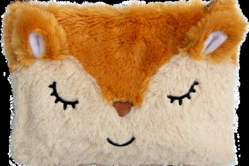 Fuzzy Fawn Organizer Pouch