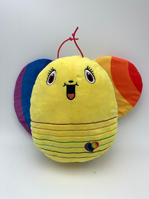Science of Happiness Butterfly Plush Toy