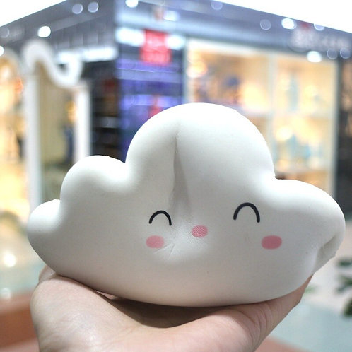 Squishy White Cloud