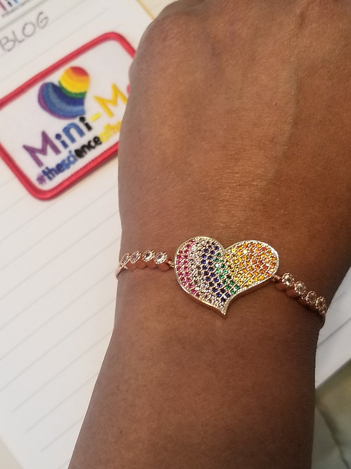The Science of Happiness Bracelet