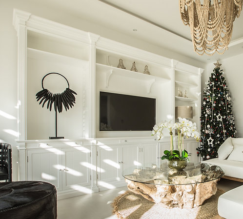 The Hamptons Luxury Wall Unit