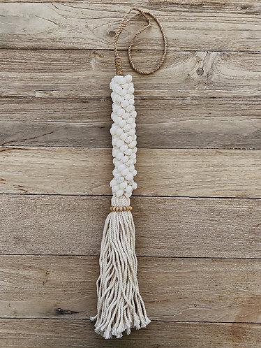 Seashell Tie Back