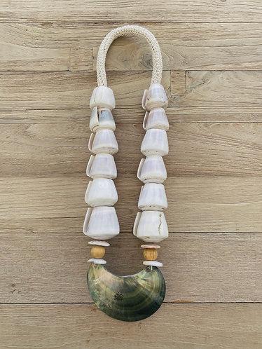 Isodora Shell Necklace