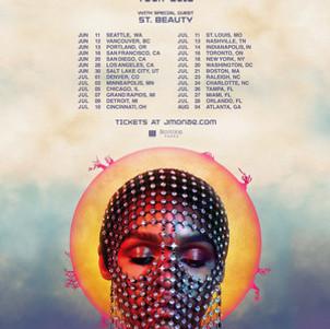 Janelle Monåe Dirty Computer World Tour '18