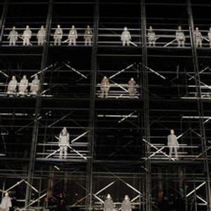 Moncler Grenoble, 2010 NY Fashion Week