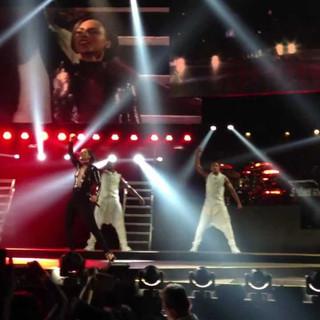 Alicia Keys Set The World on Fire Tour