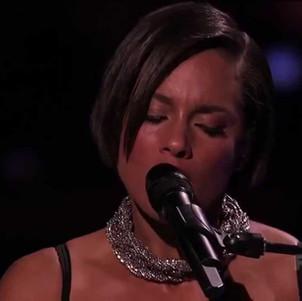 American Idol- Alicia Keys