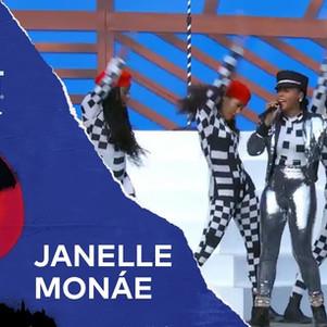 Global Citizen –Janelle Monae