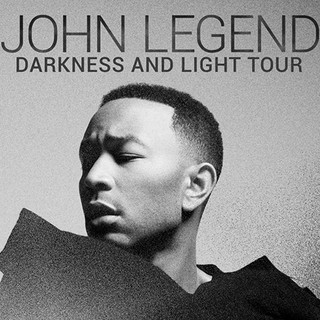 John Legend Darkness and Light World Tour '17-'18