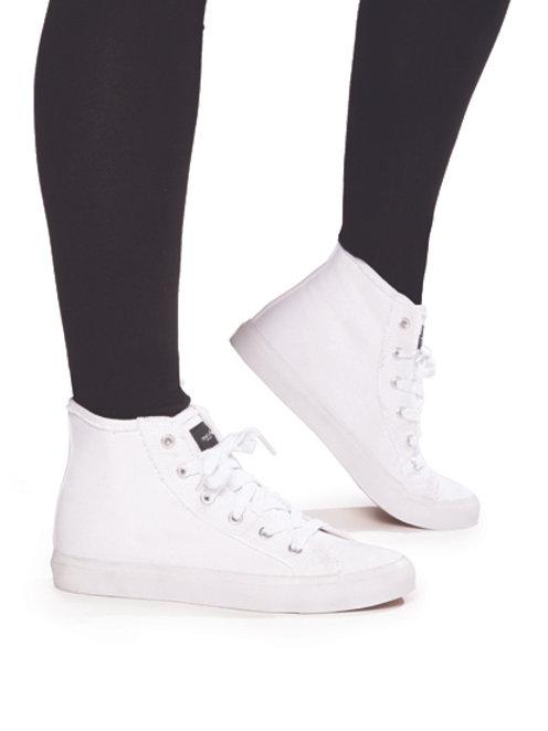 Unisex High Top Sneaker
